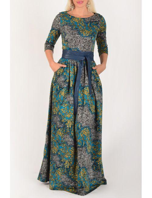 PF | Женское Голубое Платье