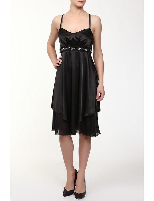 M&L Collection | Женское Черный Платье