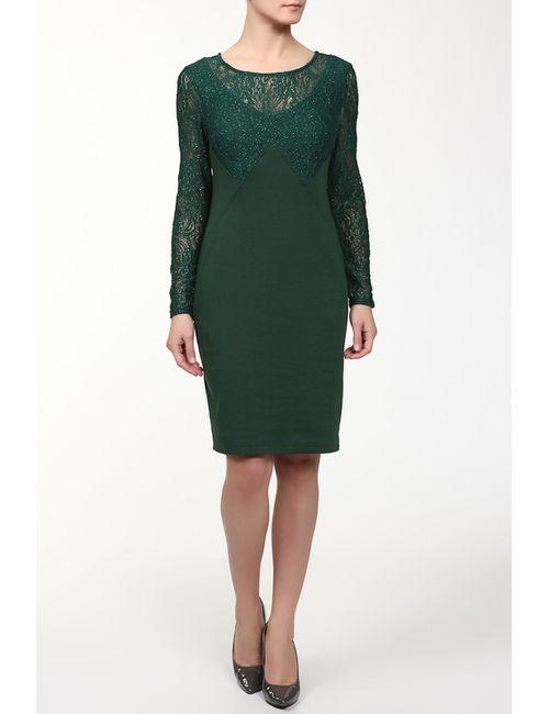 M&L Collection | Женское Зелёное Платье