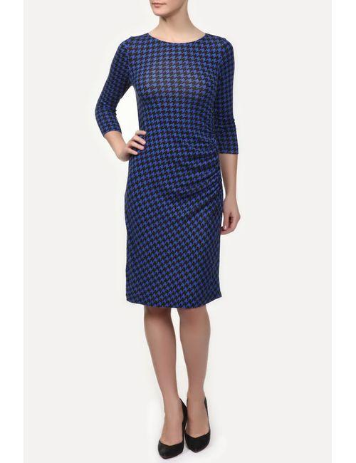 M&L Collection | Женское Синее Платье