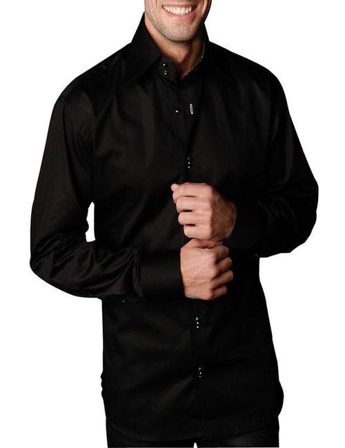 Gazoil | Мужская Черный Рубашка