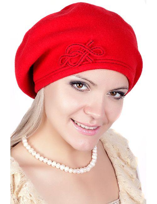 Loricci | Женский Красный Берет