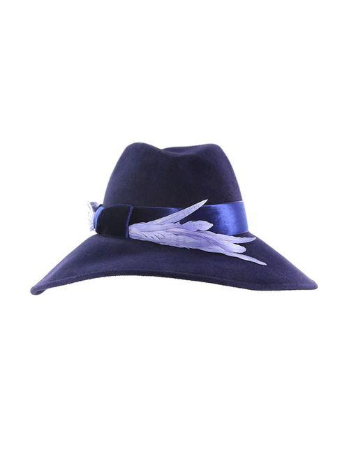 Eugenia Kim | Женская Синяя Шляпа