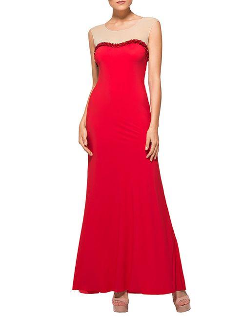Lora Grig   Женское Красное Платье Пляжное