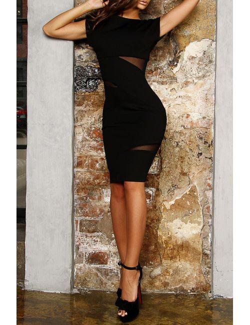 Bezko   Женское Черный Платье