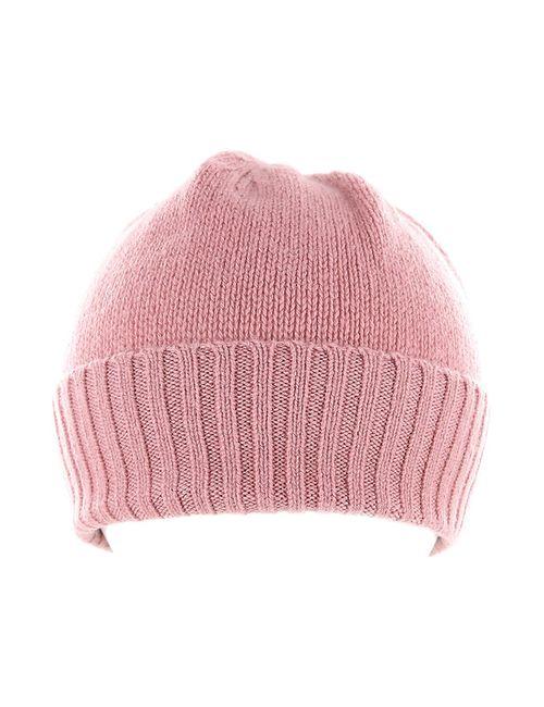 Allude | Женская Розовая Шапка