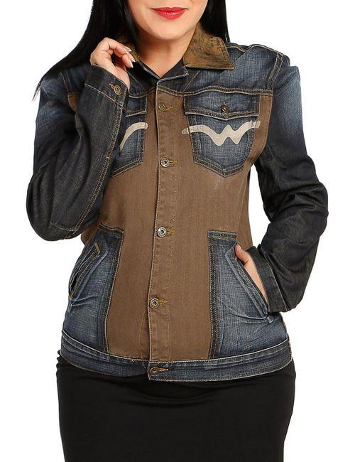 Milanesse | Женская Коричневая Куртка