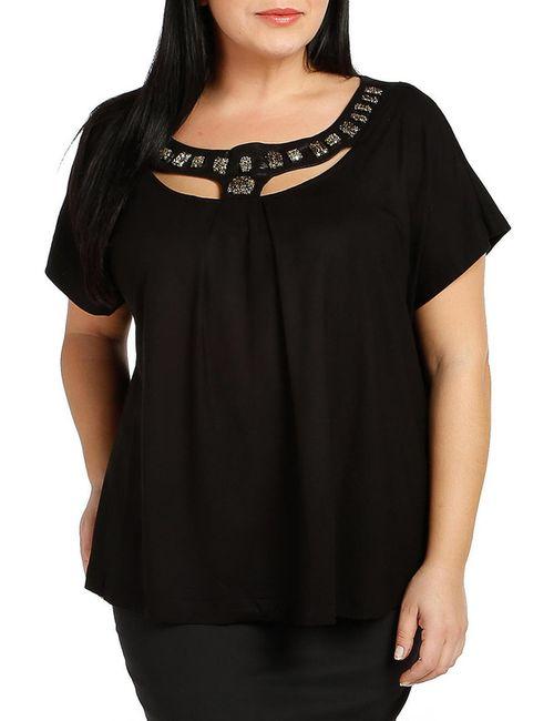 Milanesse | Женская Черный Блузка