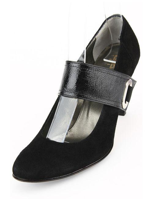 Atwa Collection | Женские Чёрные Туфли