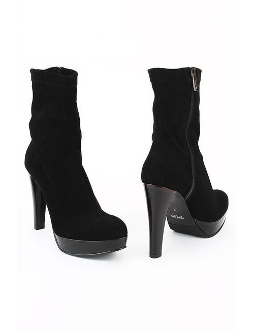 Nila&Nila | Женские Чёрные Ботинки
