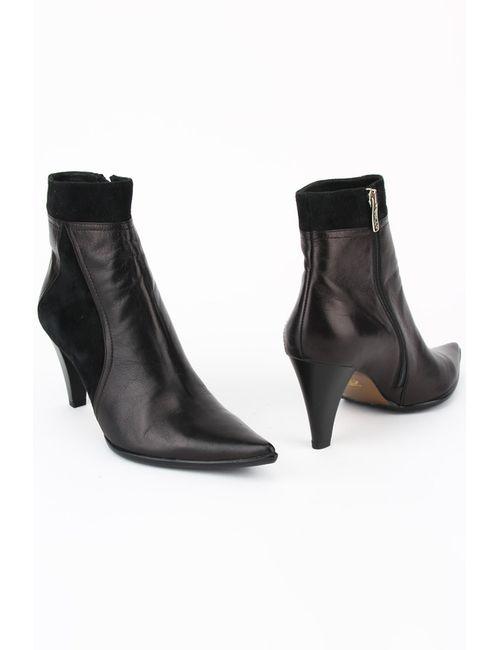 Atwa Collection | Женские Чёрные Ботинки