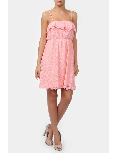 Fox | Женское Розовое Платье