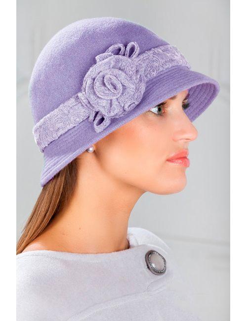 Loricci   Женская Фиолетовая Шляпка