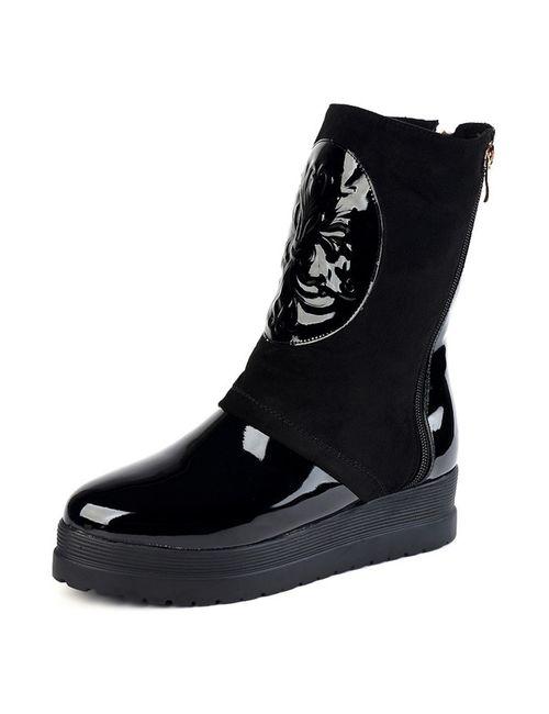 Vita Ricca   Женские Чёрные Ботинки