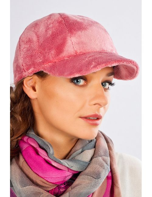 Loricci   Женская Розовая Бейсболка