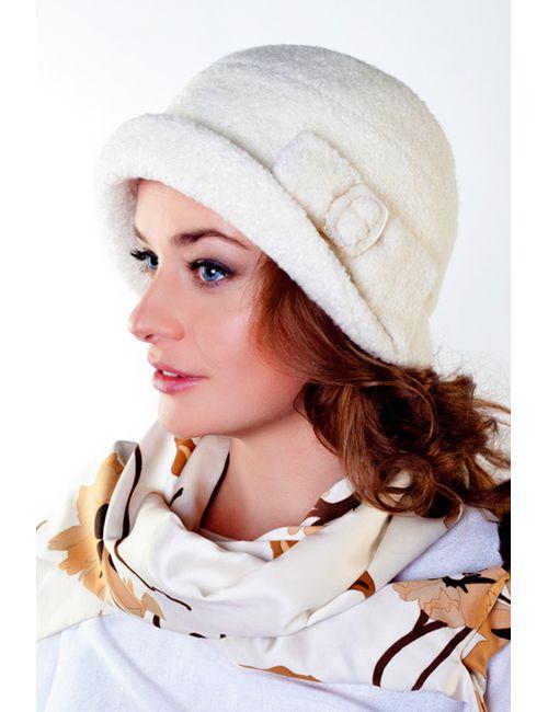 Loricci | Женская Белая Шляпка