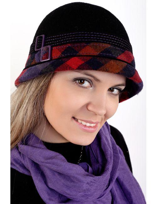 Loricci | Женская Чёрная Шляпка