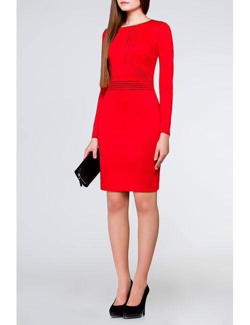 Panda | Женское Красное Платье