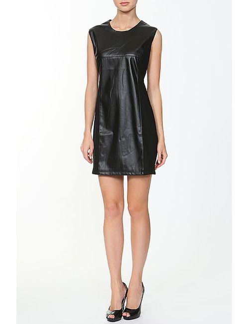 Sweewe Paris | Женское Чёрное Платье