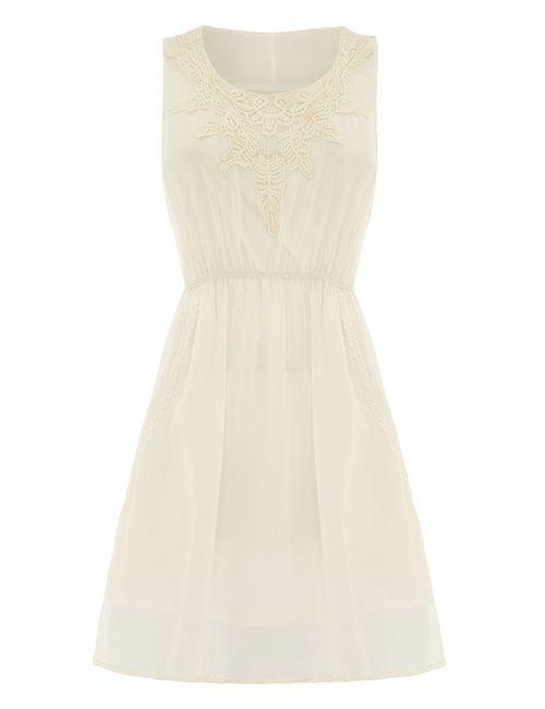 Myla London | Женское Белое Платье