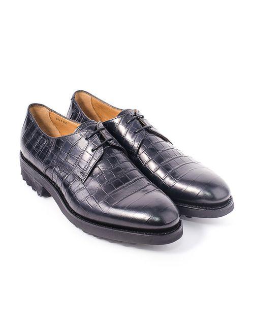 Doucal's | Мужские Синие Ботинки