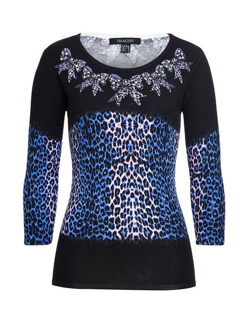 IMAGINI | Женский Чёрный Пуловер