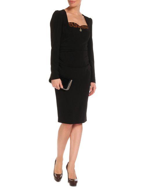 Class Cavalli | Женское Многоцветное Платье