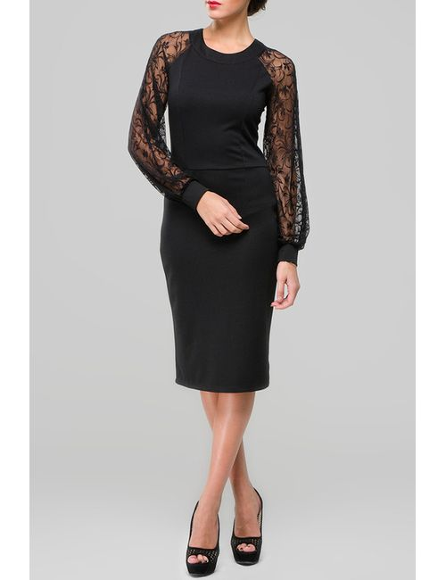 BERENIS | Женское Черный Платье