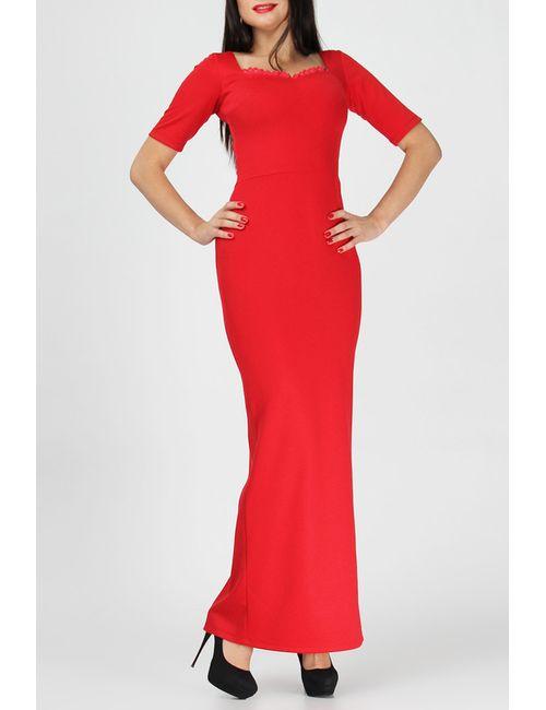 BERENIS | Женское Красное Платье