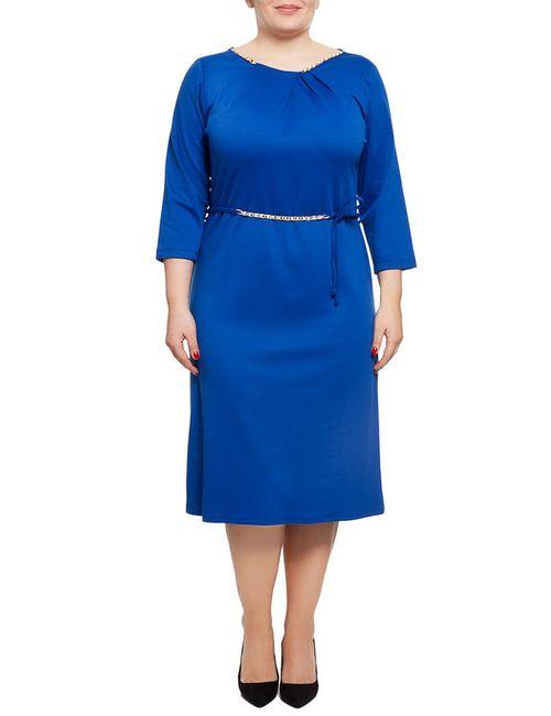Rebecca Bella | Женское Синее Платье