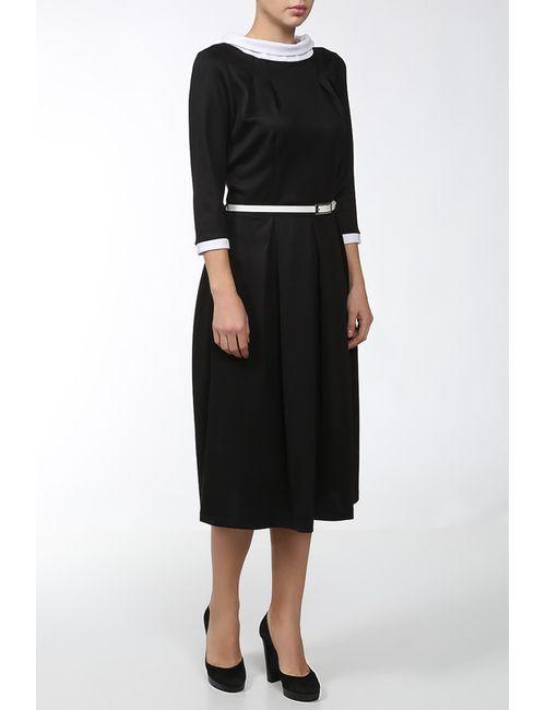 Мадам Т   Женское Чёрное Платье