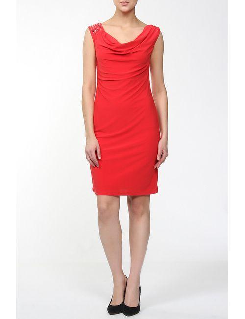 M&L Collection | Женское Красное Платье