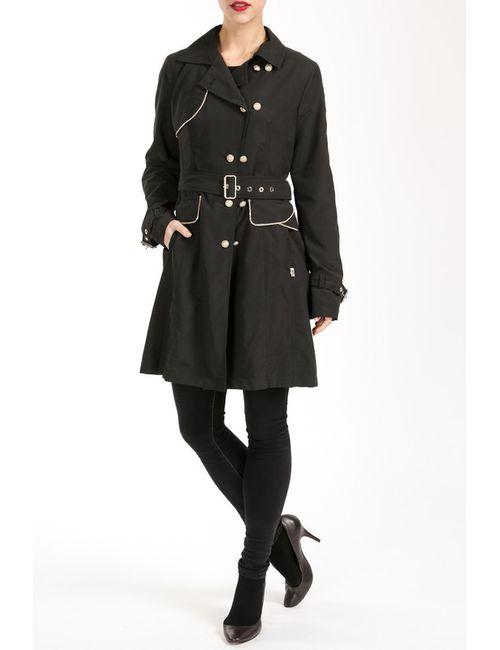 Salco   Женское Чёрное Пальто