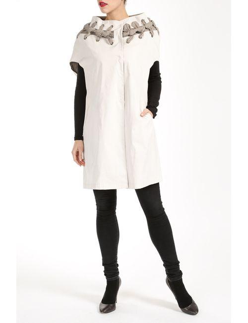 Salco   Женское Белое Пальто