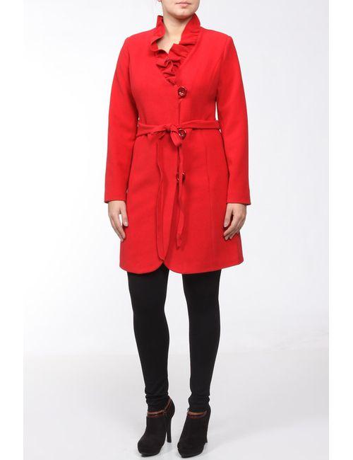Фортуна | Женское Красное Пальто