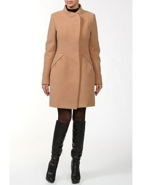 Фортуна | Женское Бежевое Пальто