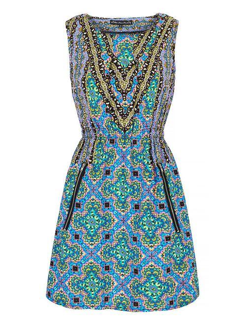 Myla London | Женское Многоцветное Платье