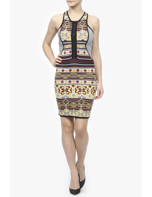 Yigal Azrouel | Женское Многоцветное Платье Джерси