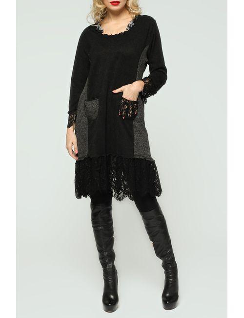 Kata Binska   Женское Чёрное Платье