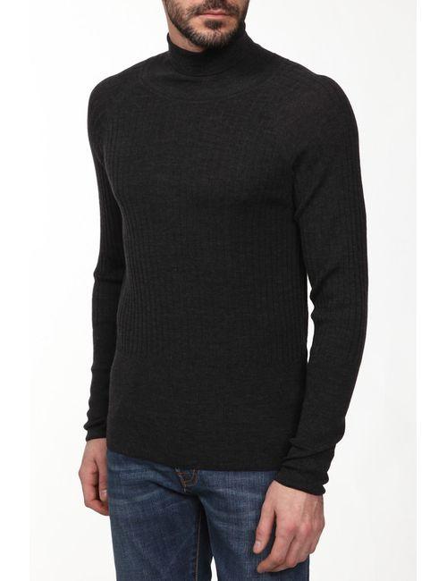 Wooyoungmi   Мужской Серый Пуловер Вязаный