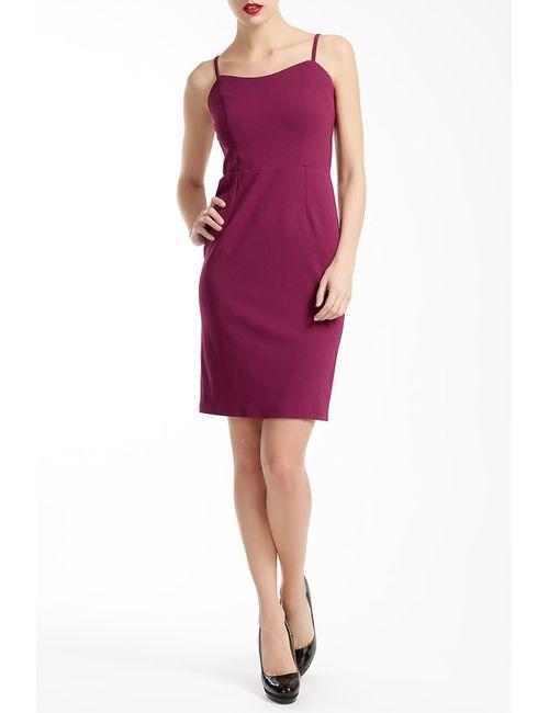 MBYMAIOCCI   Женское Фиолетовое Платье