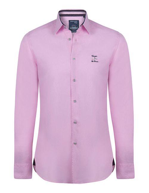 Giorgio Di Mare | Мужская Розовая Рубашка