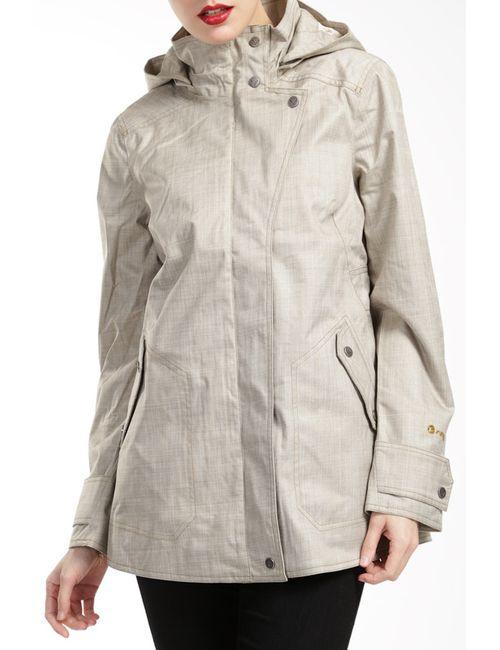 FINSIDE | Женская Бежевая Куртка