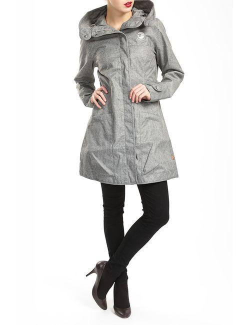 FINSIDE | Женское Серое Пальто