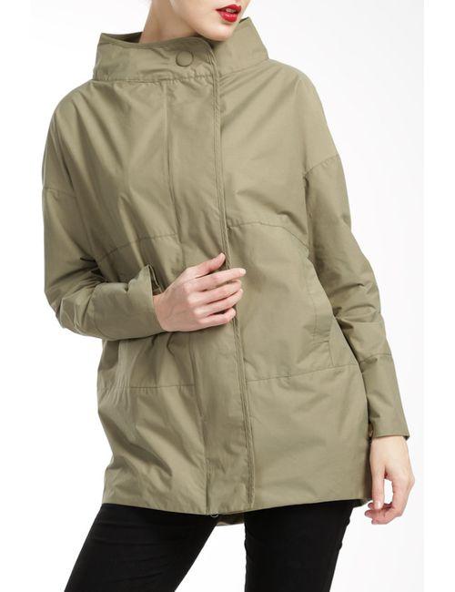 FINSIDE | Женская Зелёная Куртка