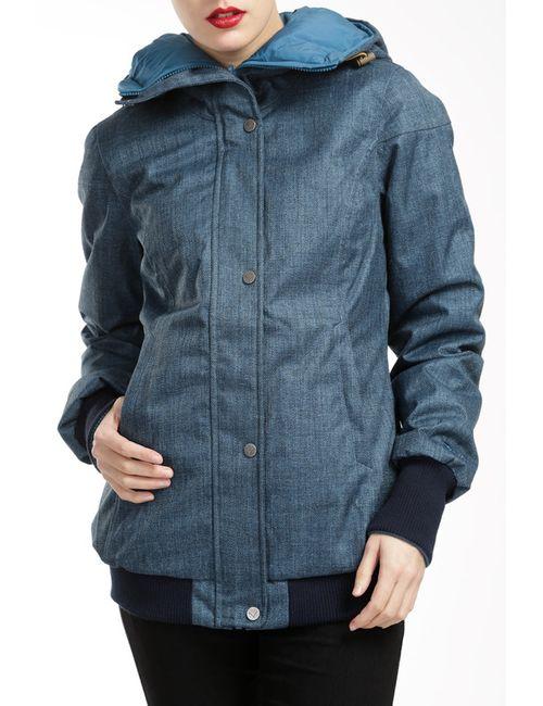 FINSIDE | Женская Синяя Куртка