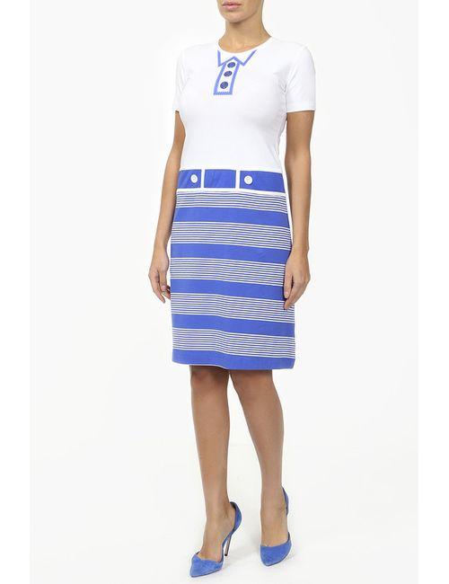 Cool Air | Женское Синее Платье