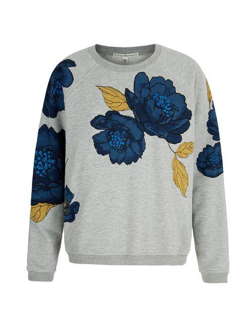 Uttam Boutique | Женский Многоцветный Джемпер