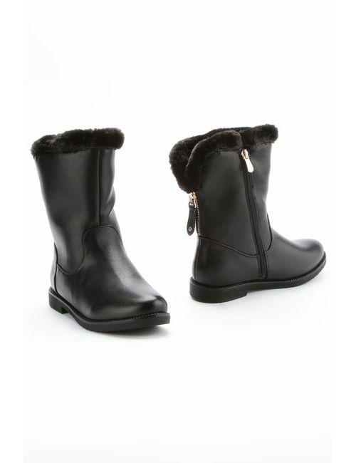 Nobbaro | Женские Чёрные Ботинки