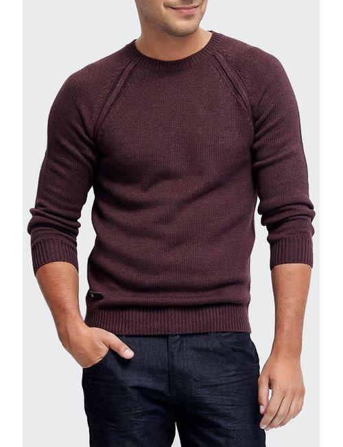 Top Secret | Мужской Фиолетовый Пуловер